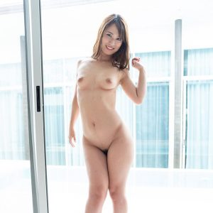 Young Japanese girl naked