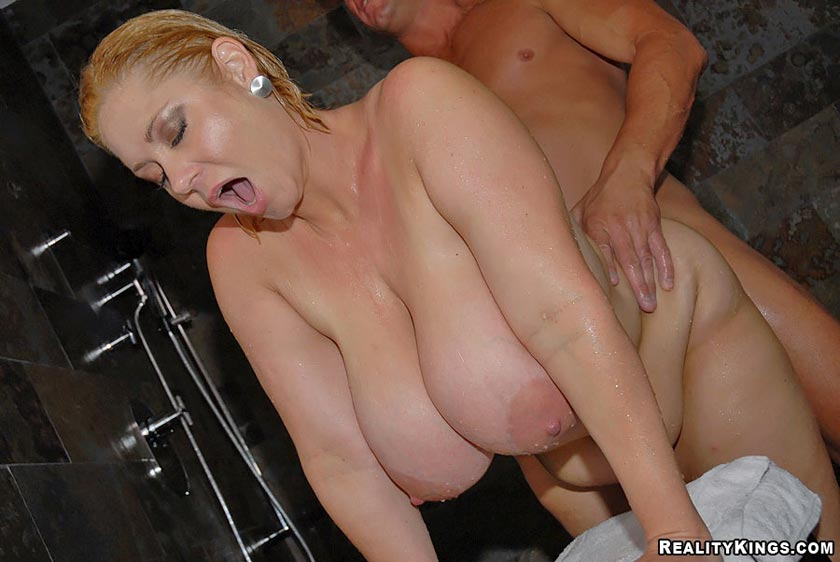 Hot s huge tits strap on first time euro 9
